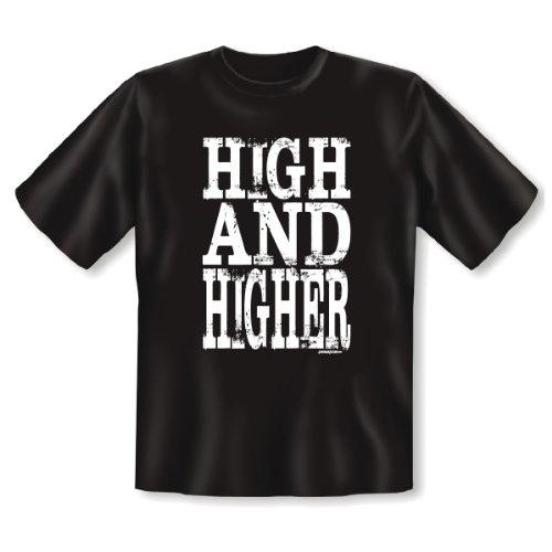 High And Higher - T-Shirt für Überflieger - by Goodman Design® -