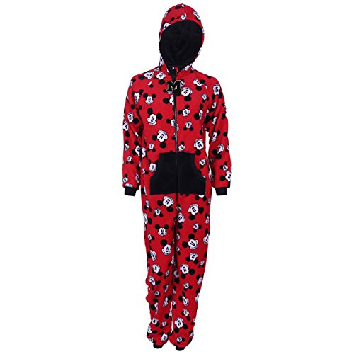 Pigiama rossa Mickey Mouse DISNEY - Medium