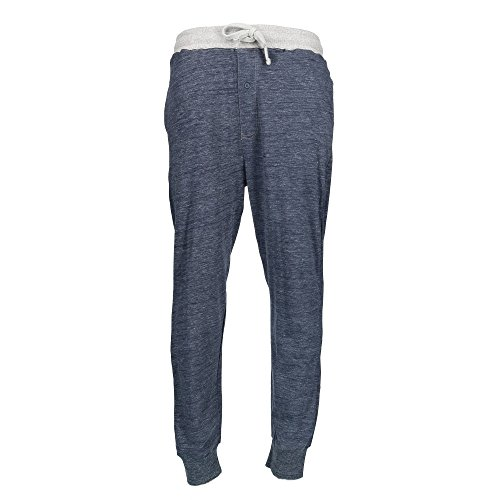 Hanes Alive Men's Elastic Waist Jogger Style Dorm Pant