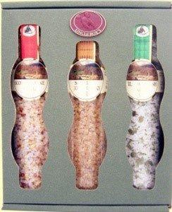 Display Box with Chilli, Whisky & Garlic salts