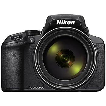 """Nikon Coolpix P900 Appareil Photo Numérique Bridge16,76 Mpix 83x Zoom Optique Écran Orientable 3"""" Noir"""