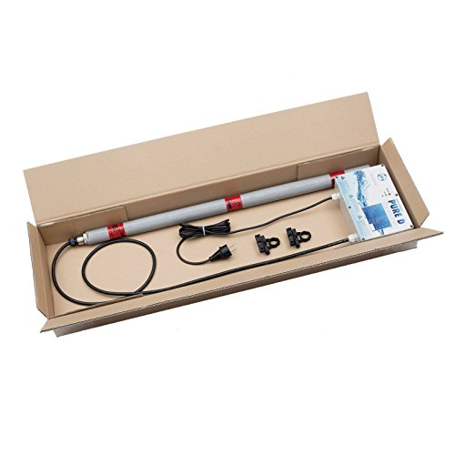 41kZNgLp4DL. SS500  - Pure D-75W-UVC System for drinking water Sterilisation