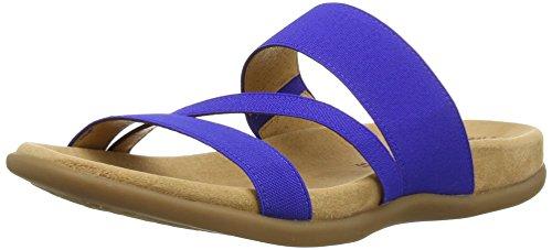 Gabor - Tomcat, ciabatte  da donna Blu(Blue (Bright Blue Elastic))