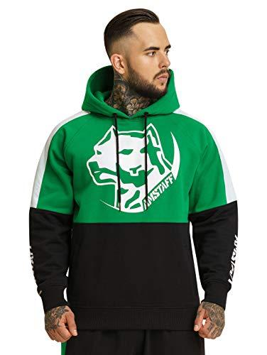 Amstaff Dozer Hoodie - grün M