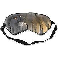 Halloween-Augenmaske für schlafen geschwollene Augen, Reisen, Meditation, Schlaflosigkeit und Migräne Weiche Augenbinde... preisvergleich bei billige-tabletten.eu