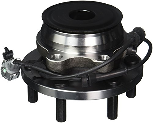 Centric 407.42000E Front Wheel Bearing and Hub Assembly