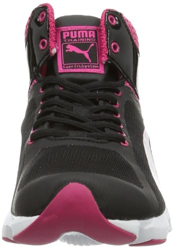 Puma - Formlite Xt Ultra Mid Nm Wns, Scarpe sportive outdoor Donna Nero (Schwarz (black-beetroot purple 01))