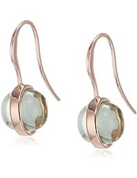 Pilgrim Women Silver Plated Hoop Earrings - 261826223 CYJAIVy0TV