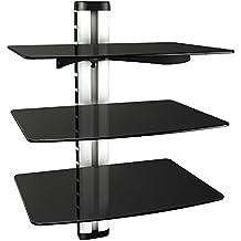 amazon.fr : meuble hifi verre - Meuble Chaine Hifi Design