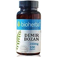 DEMIR BOZAN 240 mg. 100 Kaps. NEU preisvergleich bei billige-tabletten.eu