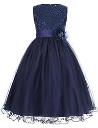 Grace Karin® Maedchen Prinzessin Blumenmaedchenkleid Party Kleid