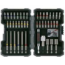 Bosch 2607017164 Coffret d'embouts et douilles 43 pièces