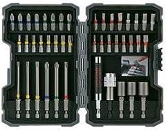 Bosch Professional 43tlg. Schrauber  Zubehör