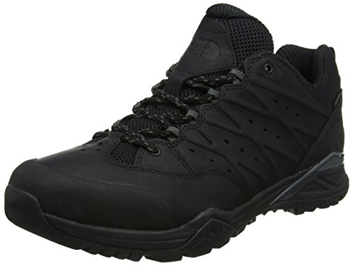 THE NORTH FACE Herren Hedgehog Hike Ii GTX Trekking- & Wanderhalbschuhe Schwarz (TNF Black/Graphite Grey Ku6) 44 EU
