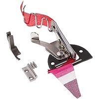 IPOTCH Profesional Carpeta de Doble Ángulo para Máquina de Coser Industrial Accesorios - 28mm