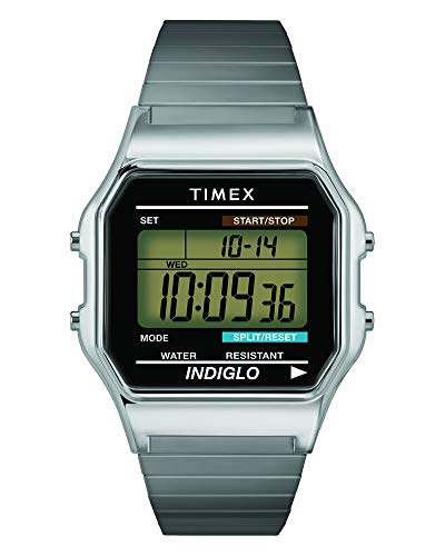Timex Herren-Armbanduhr Digital T78587D7 (Timex Damen-armbanduhr Blau)