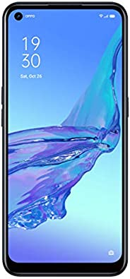 OPPO A53 (Electric Black, 6GB RAM, 128GB Storage)