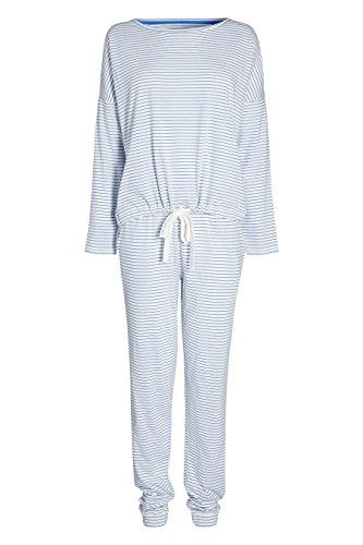Amazon Bleu Next Rayures Jersey À Liquidation Pyjama En Femme Vente 53jL4RAq