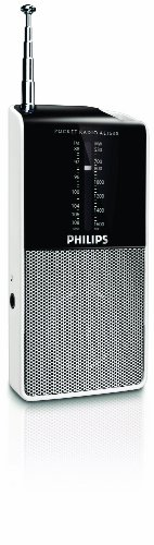 Philips AE1530 - Portable radio (FM / OM analog tuning)