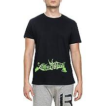 Línea Recta Camiseta Manga Corta Alien