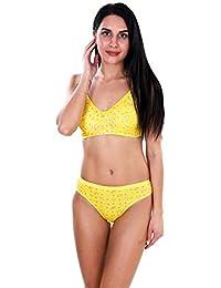 50d15cdb7 Yellows Women s Lingerie Sets  Buy Yellows Women s Lingerie Sets ...