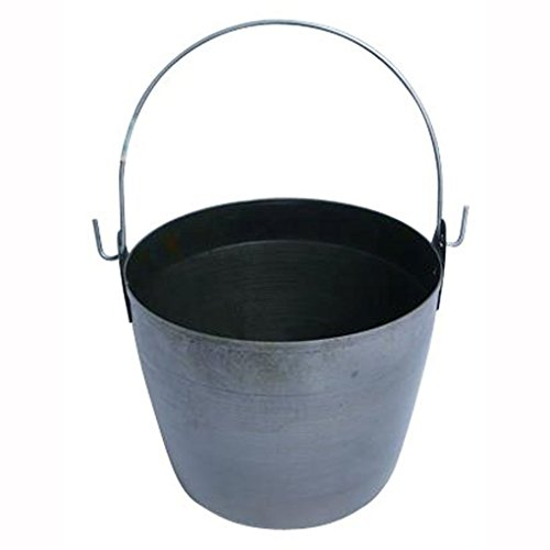rodo-7mc-7-inch-25-litre-metal-paint-kettles-tapered-cans