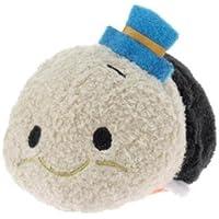 "New Disney Store Mini 3.5"" (S) Tsum Tsum Jiminy Cricket Plush Doll (Pinocchio)"