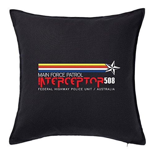 Mad Max: Interceptor 508Cuscino (Miller Cuscino Decorativo)