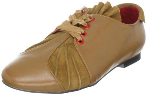 Lise Lindvig NINETTE, Chaussures femme Marron (brun)
