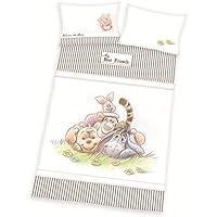Herding Bettwäsche Winnie Pooh Babybettwäsche 100 ...