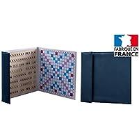 Cleron Scrabble magnétique format voyage/de poche fabriqué en France