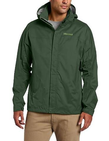 Marmot Herren Regenjacke Precip -tall, midnight green, M, 50200T-4577-4