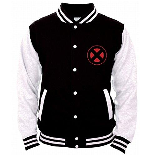 x-men-chaqueta-universidad-para-hombre-negro-negro-blanco