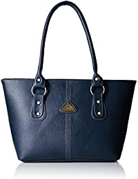 fantosy Women's Shoulder Bag Blue -FNB-195
