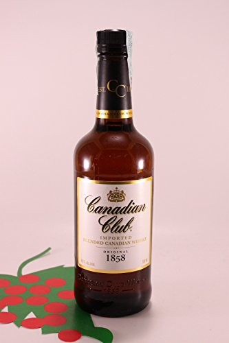 Whisky Canadian Club 6Y Canadian Blended 40% 70 cl. Whiskey - Blended Whiskey