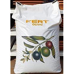 Fert Organo-Mineral Engrais pour Olives Sac DE 25kg