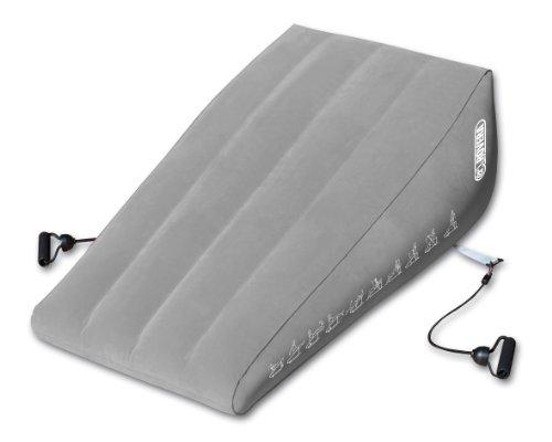 Rovera Air Bench - Material para entrenamiento de tronco y abdominales, color gris