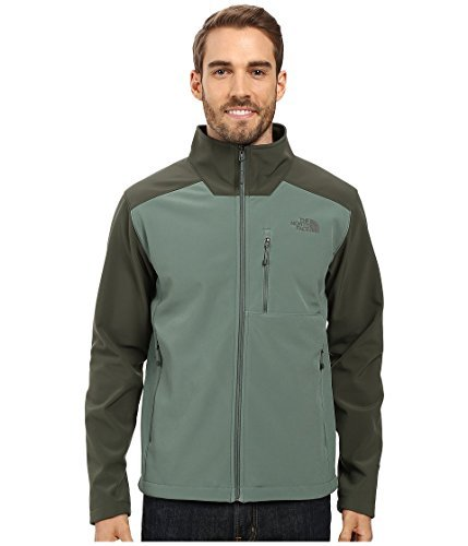 The North Face Men's Apex Bionic 2 Jacket Duck Green/Climbing Ivy Green (Prior Season) Large -
