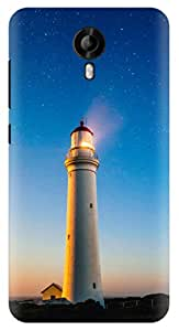 Kizil ™ Printed Designer Light Weight Back Case Cover for Micromax Canvas Xpress 2 E313