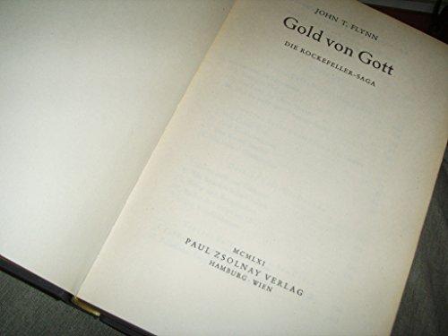 Gold von Gott. Die Rockefeller-Saga.