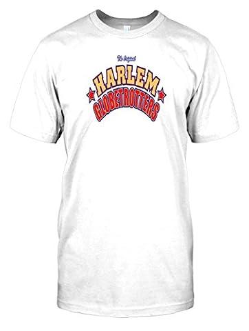 Harlem Globetrotters - Basketball Legends - Kids T-Shirt - White - Large