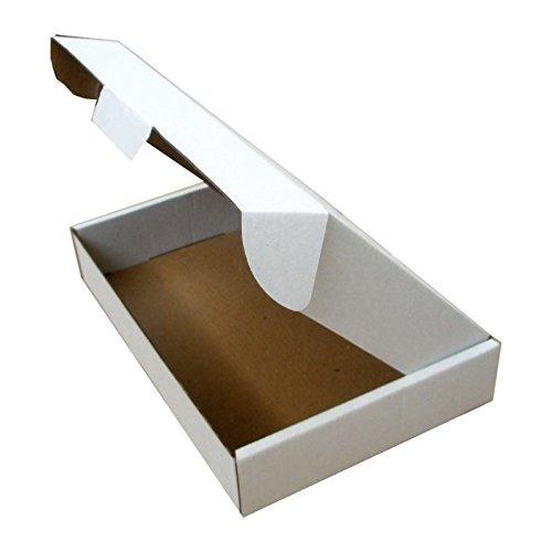 225–155–41mm Single Wand Versandkartons 50
