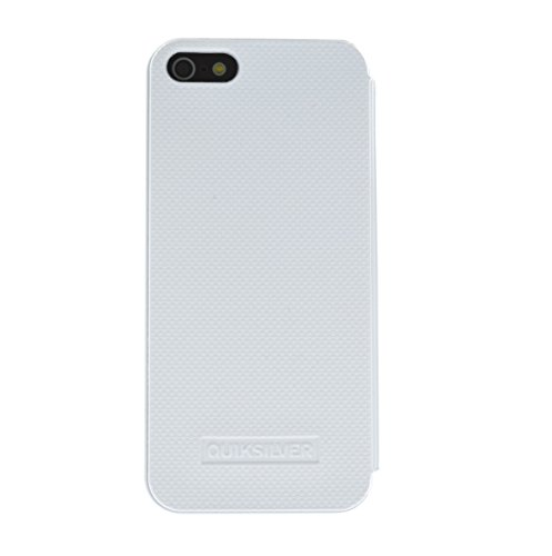 Quiksilver Anymode QUIKGRAFCOXIP5SN Flip Case für Apple iPhone 5S weiß -