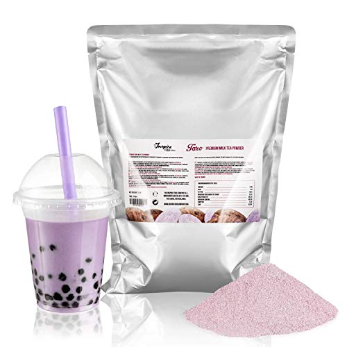 Premium Taro Powder for bubble tea, 1kg pack, good for 30 drinks!