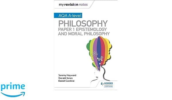 a level philosophy pdf