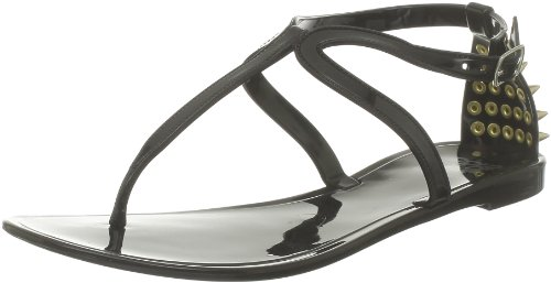 Colors of California HC.J0028, Damen Sandalen Schwarz (Nero BLA)