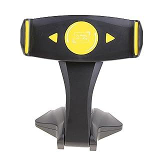 Faltbar Tablet Schreibtisch Halter, amazingdeal 360Grad drehbar Tablet Halterung Ständer Universal für iPad 17,8–38,1cm Tablets