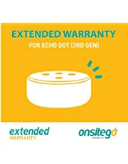 Onsitego 2 Year Extended Warranty for Echo Dot (3rd Gen) (Email Delivery)