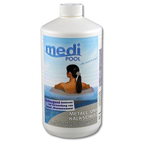 Medipool 1105601MP Metall und Kalk-Schutz, 1 Liter