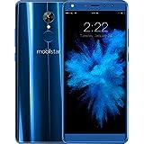 "Mobiistar X1 Dual/Android 8.1 Oreo/1.3 GHz Quad Core/5.7"" 18:9 HD+ Display/13MP+8MP Dual Selfie/13MP Rear Cam/Dual Sim/4G VoLTE/3GB/32GB/Blue"